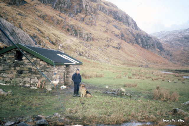 One of the bothies Jo loved - Sourlies, what a wonderful place.