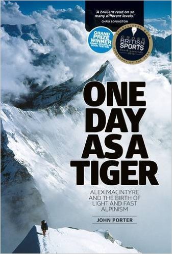 One day as a tiger .