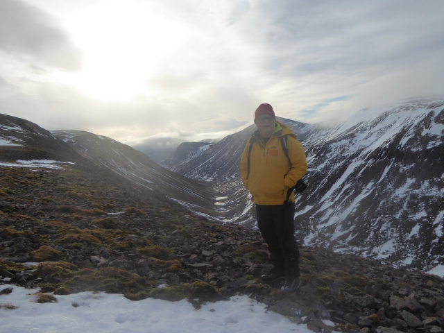 One of the finest views of the Cairngorms and worth a small detour.