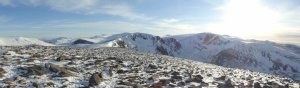 The Cairngorm Plateau on a good day!