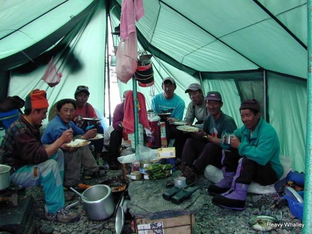 Tibet ABC Sherpas
